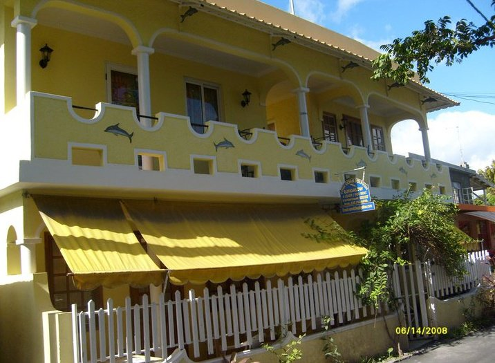 Bungalow with conditioned air to rent - Tamarin ba